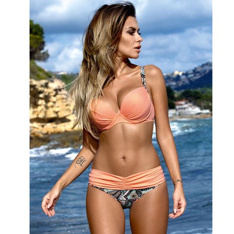 Sexy Bikinis Women Swimsuit 2018 Summer Collection