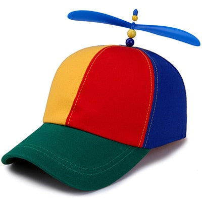 Adjustable Propeller Baseball Cap