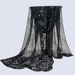 FREE Chiffon Winter Wrap Soft Scarves