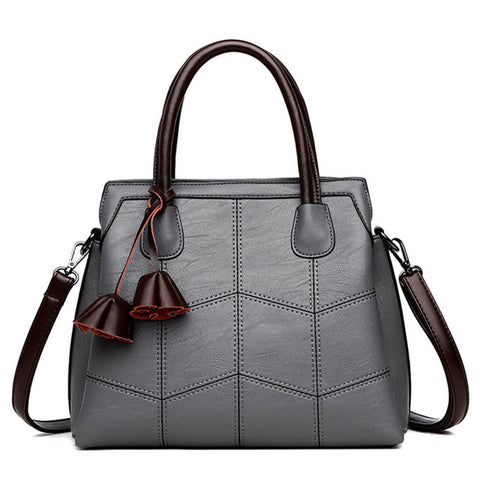 Women Luxury Genuine Leather Handbags