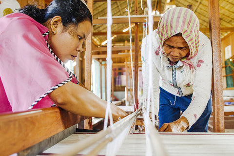 Slate + Salt Cambodia Weavers