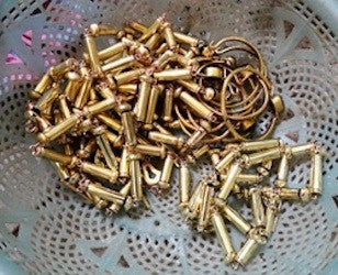 Recycled Bullet Jewelry