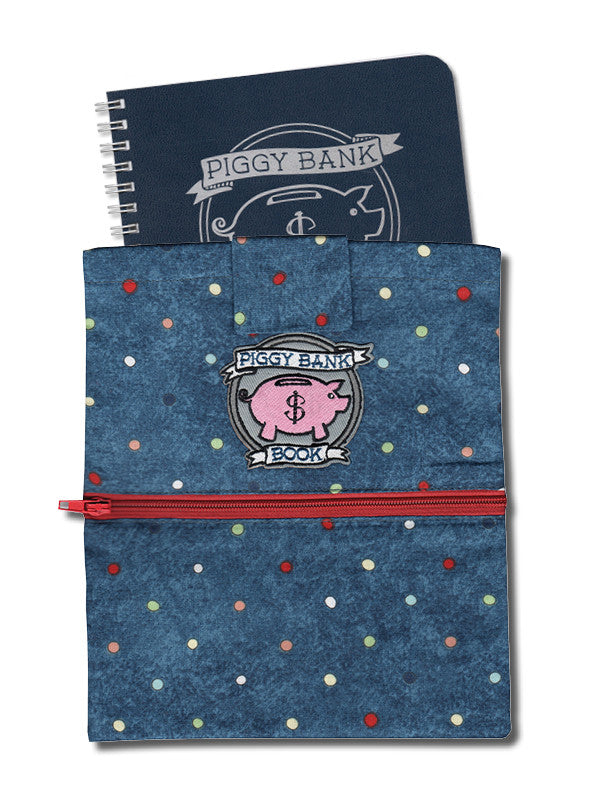 Piggy Bank Book & Pouch