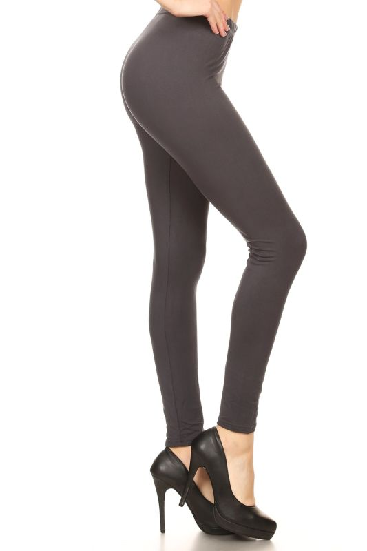 6fa35cb448 Charcoal Grey Leggings – shopslayplay.com