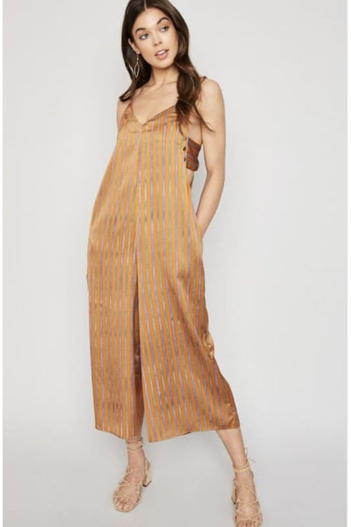 Haley Sunset Striped Jumpsuit S(2-4) Jumpsuit