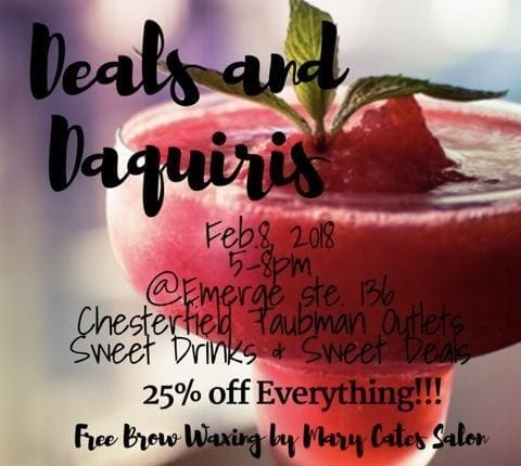 Deals & Daiquiris