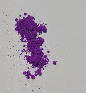 Neon Pigment Colour Purple