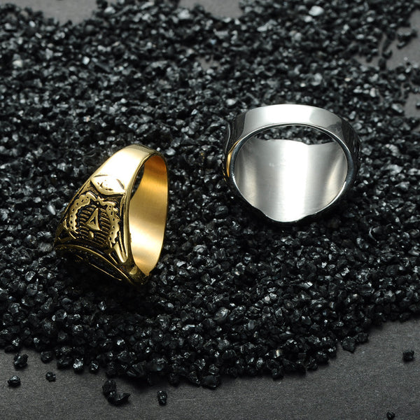 Masonic Rite Rings