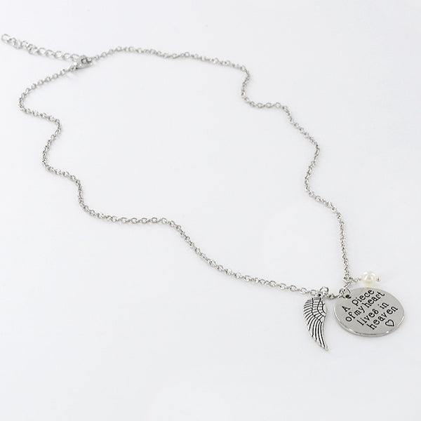 Piece of my Heart™ Remembrance Necklace