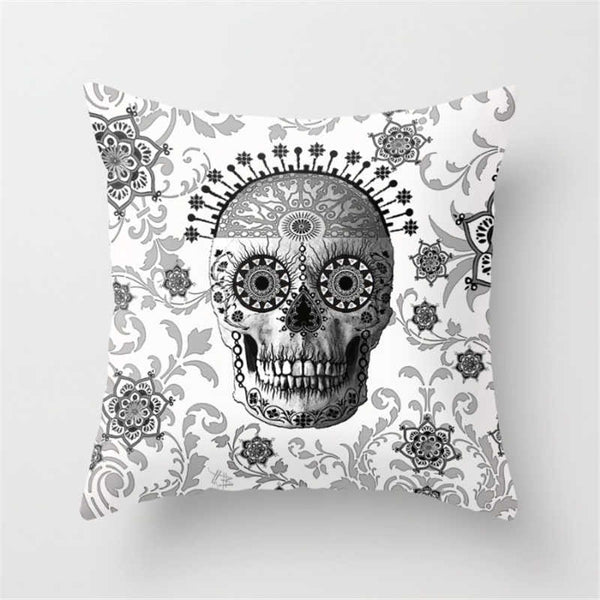 Day of the Dead Pillow Covers