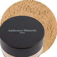 ADDICTION MINERALS - LOOSE POWDER FOUNDATION - Exquisite Laser Clinic