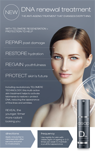 "ASAP - ""NEW"" DNA RENEWAL TREATMENT 30ML - Exquisite Laser Clinic"
