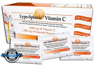 Lypo-Spheric Vitamin C Sachets - Box of 30 - Exquisite Laser Clinic