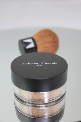 ADDICTION MINERALS - KABUKI BRUSH - Exquisite Laser Clinic