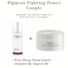 Load image into Gallery viewer, Pigment Fighting Power Couple! FREE Deep Clean Cleanser