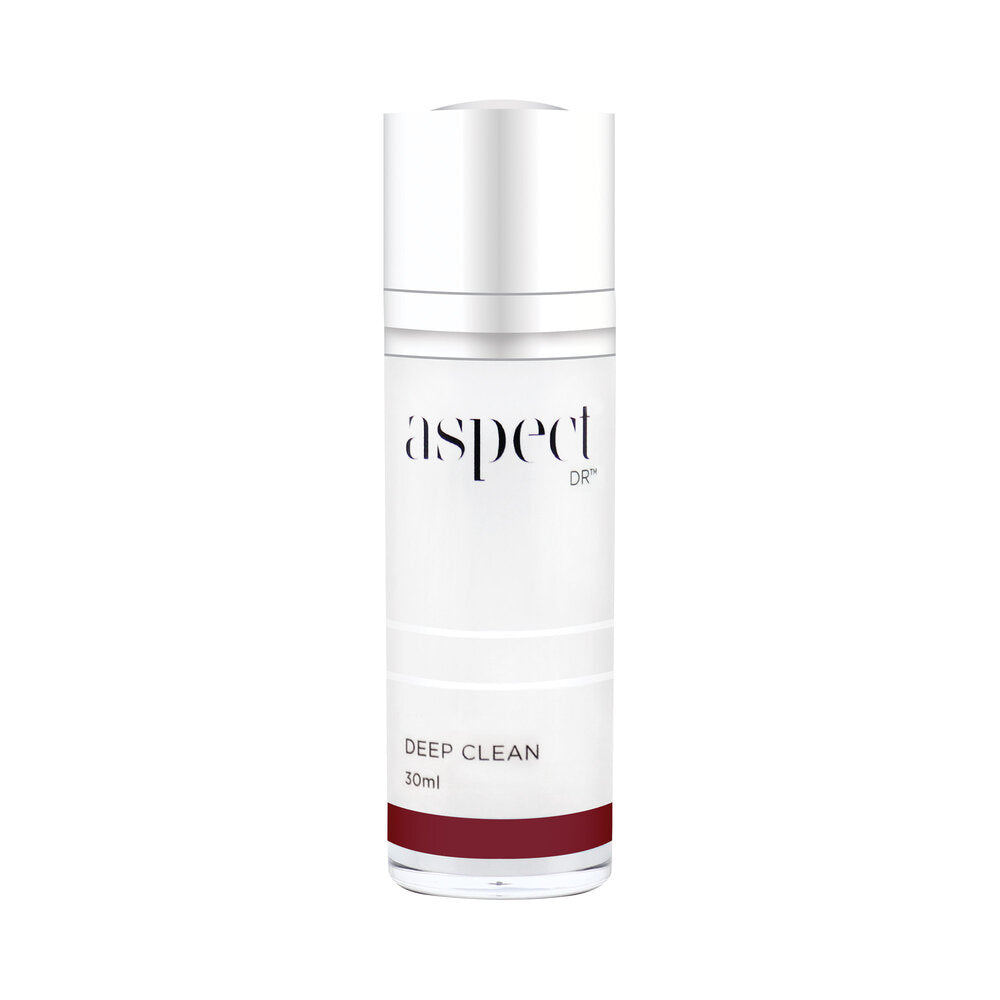 Aspect DR - Deep Clean -Travel Size 30ml - Exquisite Laser Clinic