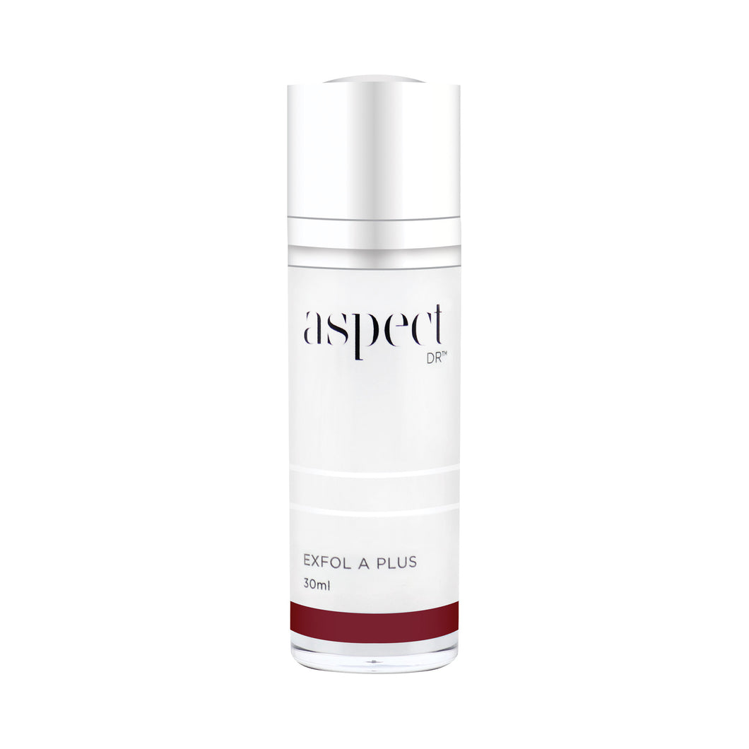 ASPECT DR - EXFOL A PLUS SERUM 30ML  - NEW UPDATED PRODUCT - Exquisite Laser Clinic