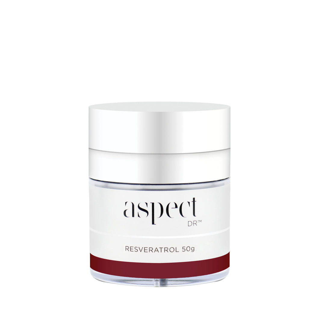 Aspect DR - Resveratrol + Aspect Probiotic Sleep Mask = FREE ASPECT LIP BALM - Exquisite Laser Clinic