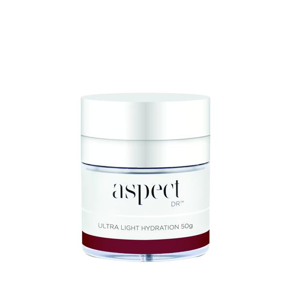 Aspect Dr - ULTRA LIGHT HYDRATION (Formerly OIL FREE MOISTURISER) 50G - Exquisite Laser Clinic