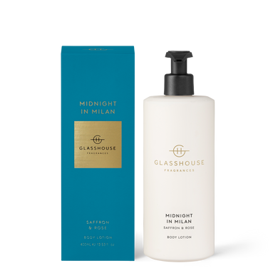 Glasshouse Midnight in Milan Body Lotion 400ml