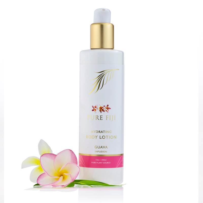 Pure Fiji - HYDRATING BODY LOTION - Guava  12oz (354ml) - Exquisite Laser Clinic