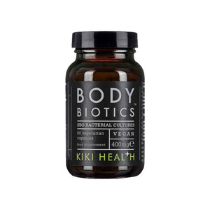Kiki Health Body Biotics Vegicaps