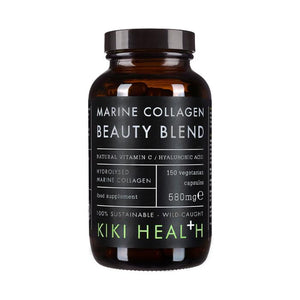 Kiki Health - Krill Oil + Body Biotics + Collagen Vegecaps = FREE Magnesium Oil Spray 250ml