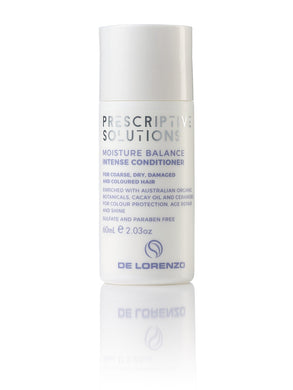 DE LORENZO Moisture Balance Intense Conditioner (2 sizes)