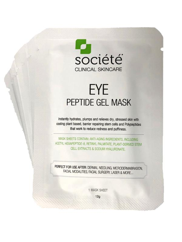 Societe - Eye Peptide Gel Mask