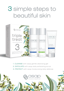 ASAP - TRIPLE TREAT Kit ***Limited Time Only*** TOP SELLING PACK!! 3 Top products!