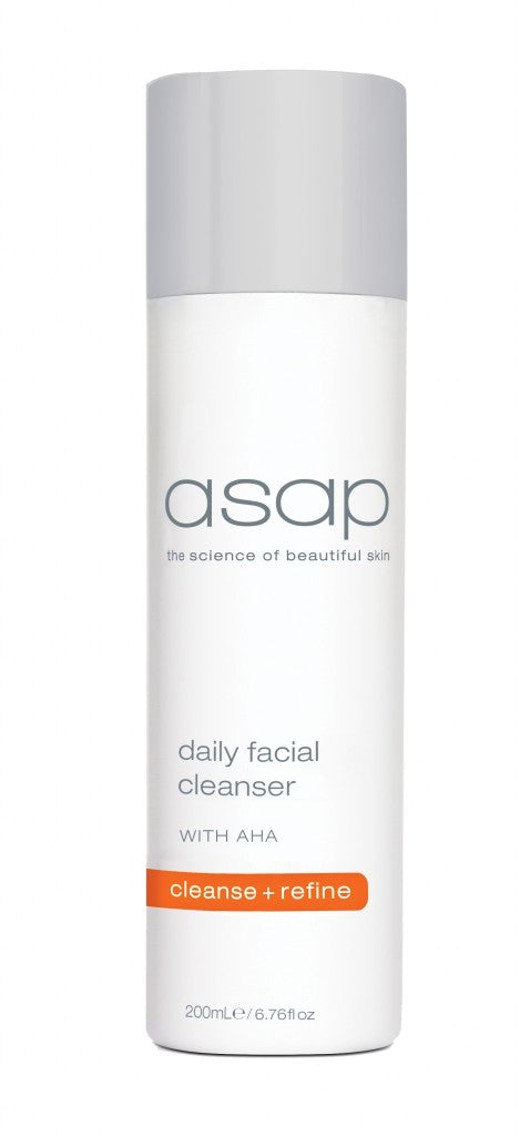 ASAP Cleanser + Daily Moisturiser SPF50 - Exquisite Laser Clinic