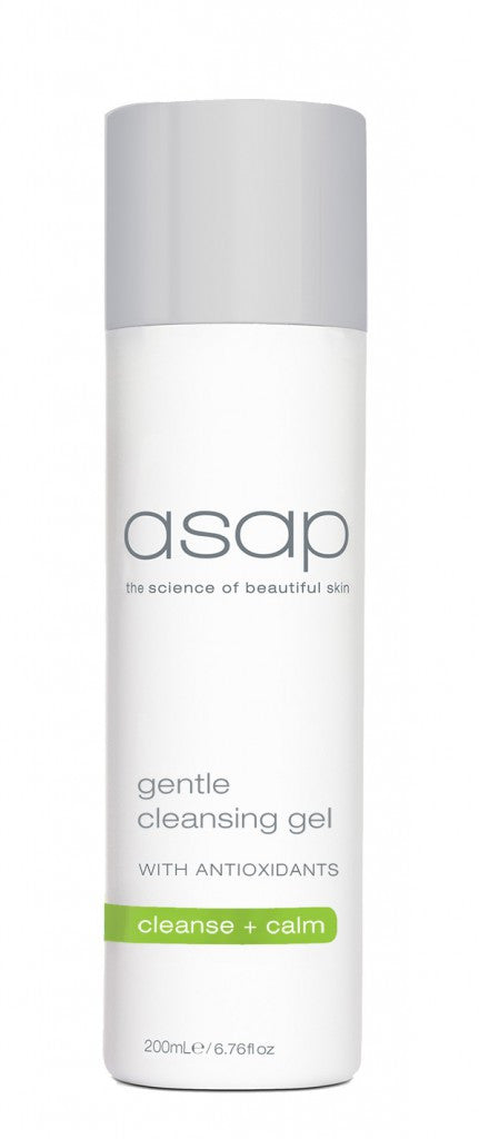 ASAP GENTLE CLEANSING GEL 200ml - Exquisite Laser Clinic