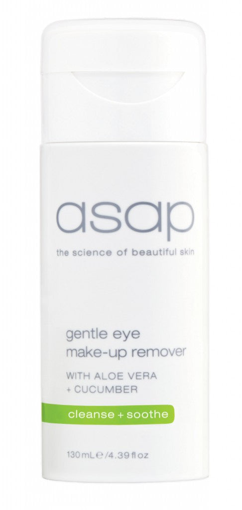ASAP GENTLE EYE MAKE-UP REMOVER 130ML - Exquisite Laser Clinic