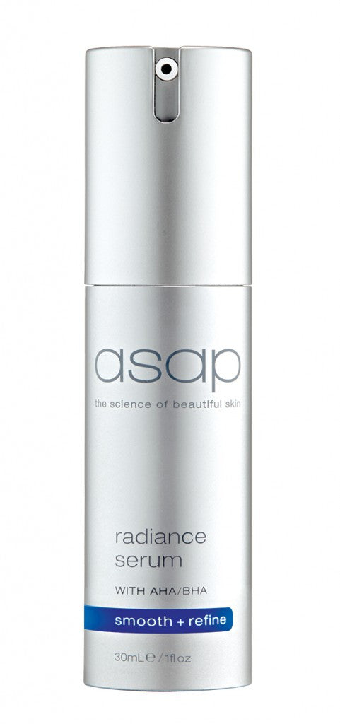 ASAP RADIANCE SERUM 30ML - Exquisite Laser Clinic