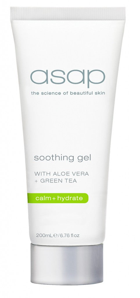 ASAP - SOOTHING GEL - Exquisite Laser Clinic