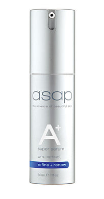 ASAP - SUPER A+ SERUM 30ML - Exquisite Laser Clinic
