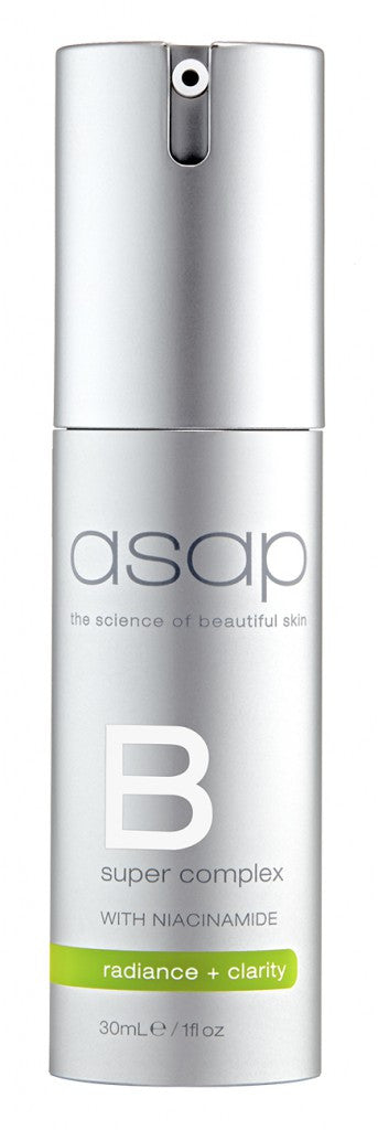 ASAP - SUPER B SERUM COMPLEX 30ML - Exquisite Laser Clinic