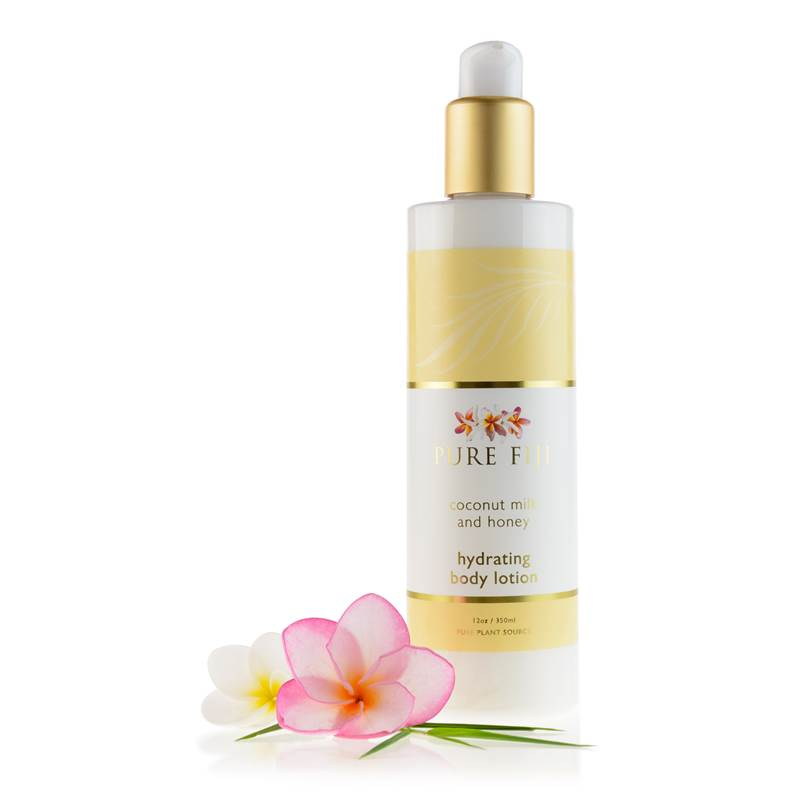 Pure Fiji - HYDRATING BODY LOTION - Coconut and Honey  12oz (354ml) - Exquisite Laser Clinic