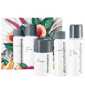 Dermalogica - Cleanse + Glow to go * CHRISTMAS PACK *