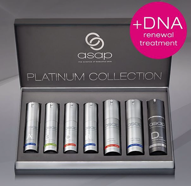 ASAP Platinum Kit -  NEW Including DNA - Exquisite Laser Clinic