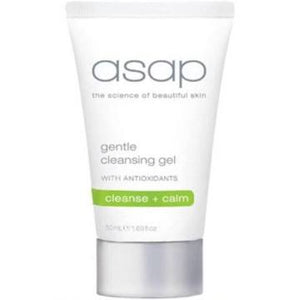 ASAP - Gentle Cleansing Gel 50g (Travel Size) - Exquisite Laser Clinic