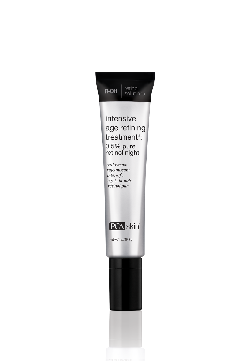 PCA - Intensive Age Refining Treatment®: 0.5% pure retinol night - Exquisite Laser Clinic