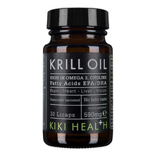 Load image into Gallery viewer, Kiki Health - Krill Oil + Body Biotics + Collagen Vegecaps = FREE Magnesium Oil Spray 250ml