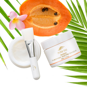 Pure Fiji -  Papaya Purifying Enzyme Masque