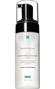 SkinCeuticals - SOOTHING CLEANSER -Foam - Exquisite Laser Clinic