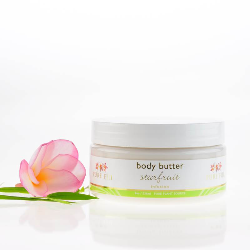 Pure Fiji - BODY BUTTER - Starfruit    8oz (235ml) - Exquisite Laser Clinic