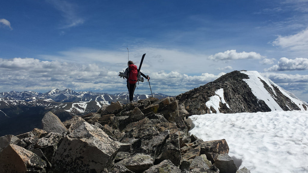 Spring Skiing - The Last Hurrah! Part One: Mt. Guyot