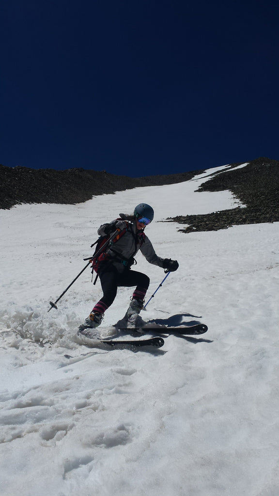 Spring Skiing - The Last Hurrah! Part Two: Bald Mountain