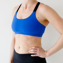Fearless1 Sports Bra (Royal Blue)