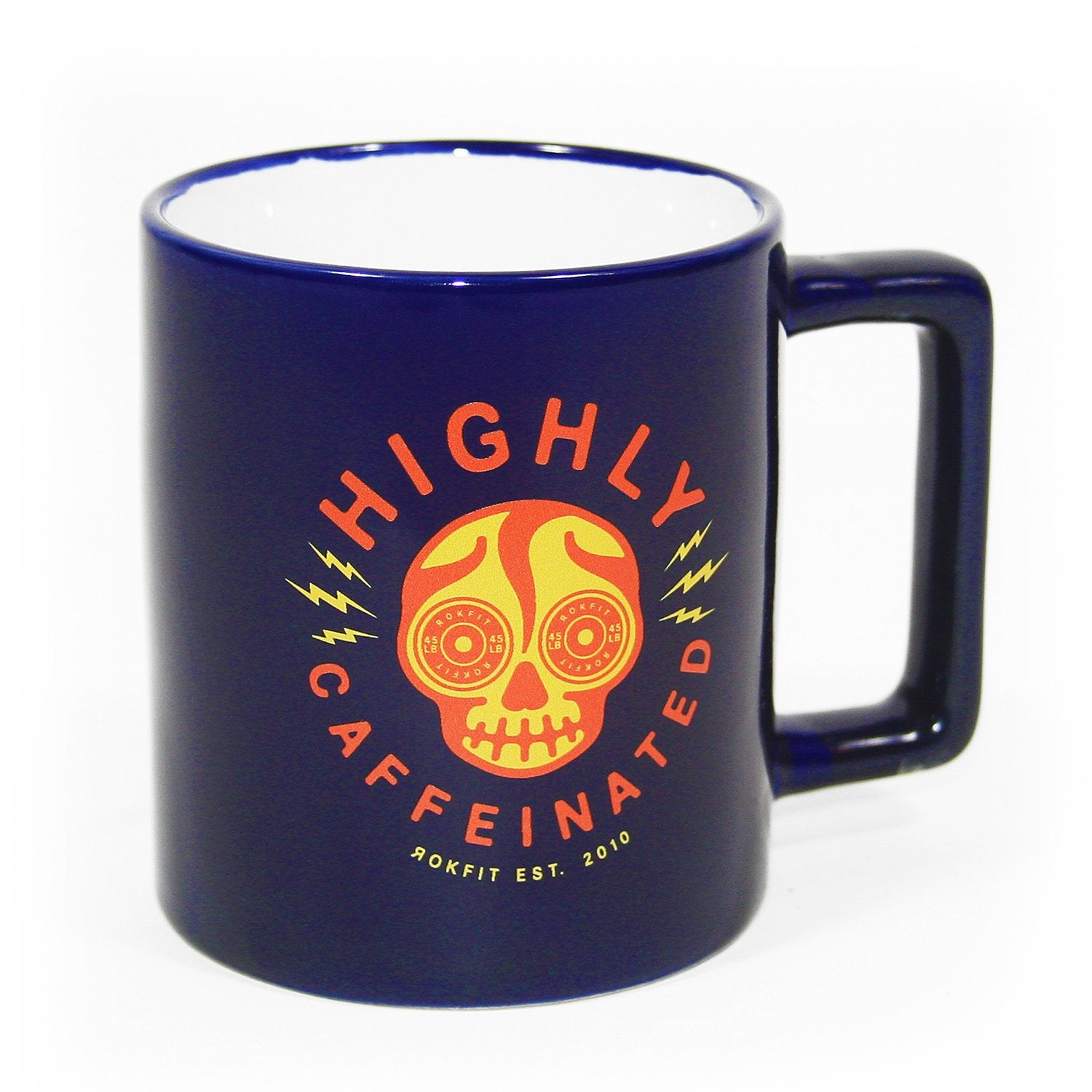Highly Caffeinated Coffee Mug